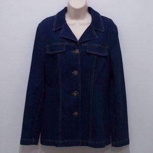 Vintage Guess Collection Denim Jacket Slim 1970